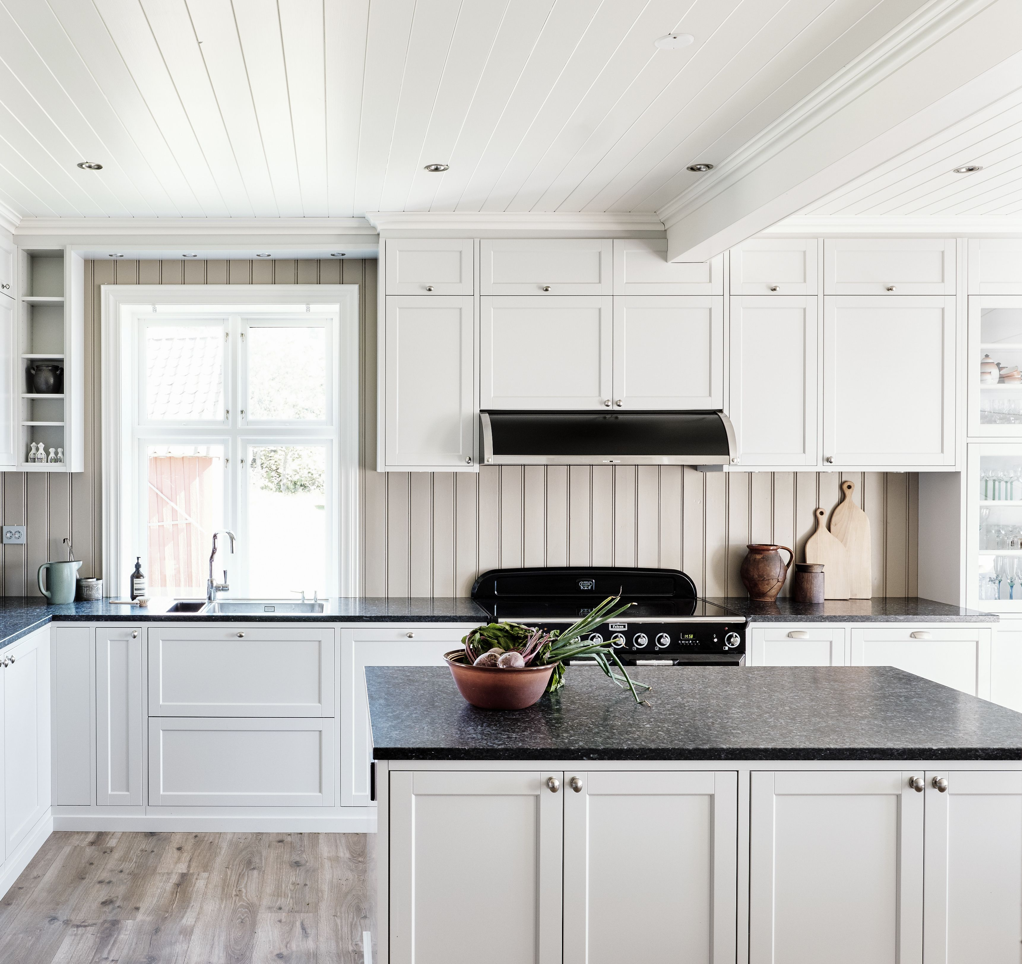 For the ultimate 100% natural kitchen worktop, look no further than ...