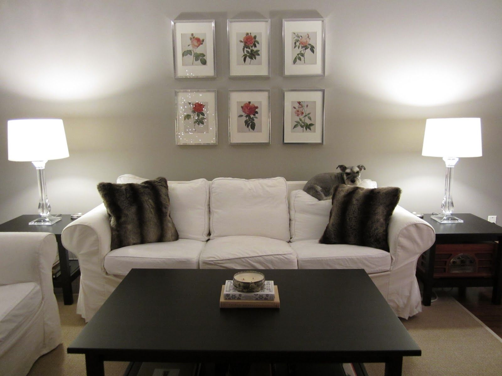 Benjamin moore silver fox paint colors pinterest - Benjamin moore paint for living room ...