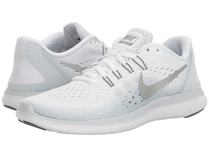 Nike Flex Rn 2017 Women S Running Shoes Nike Running Shoes Women Nike Flex White Athletic Shoes
