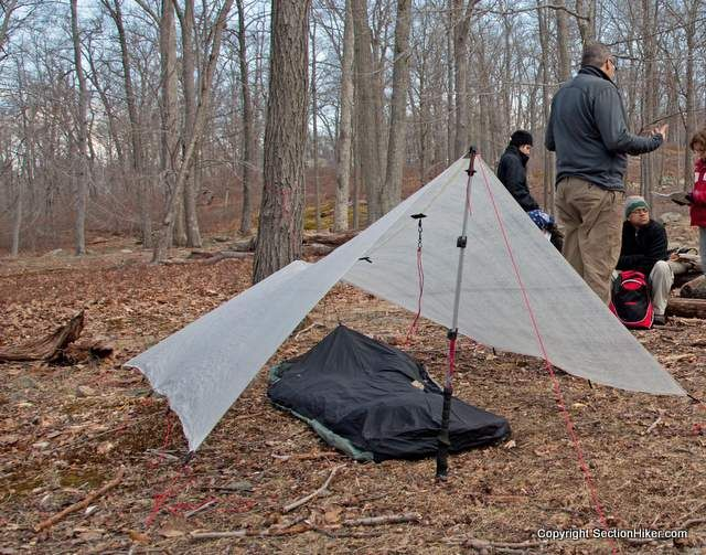 Ultralight Bivy Sack under a floorless Cuben Fiber Tarp : bivy sack vs tent - memphite.com