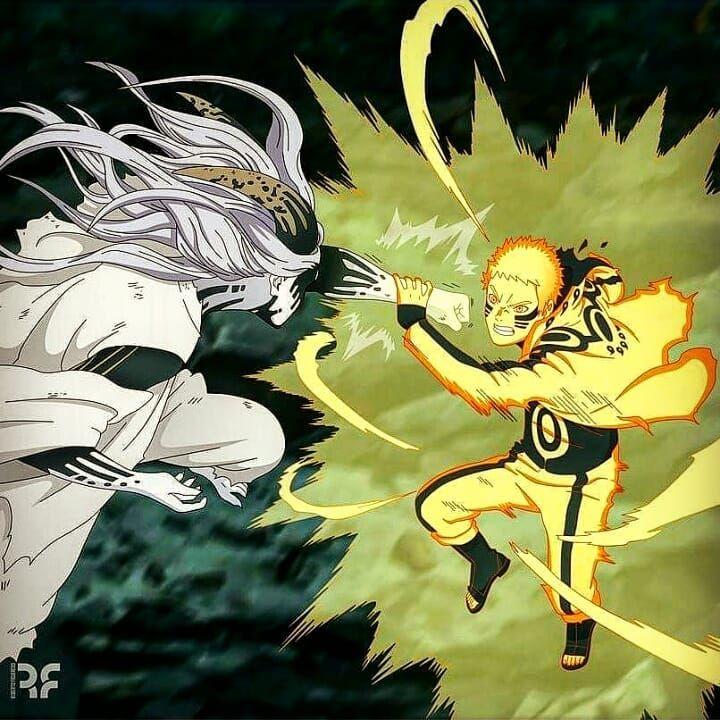 Who will win naruto or momoshiki ? Plz Turn on post