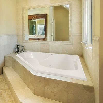 Hydro Systems Designer Lara 60 X 60 Whirlpool Bathtub Finish