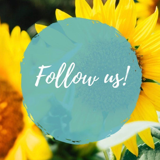 Follow Us To Keep Up To Date With All Our Events From