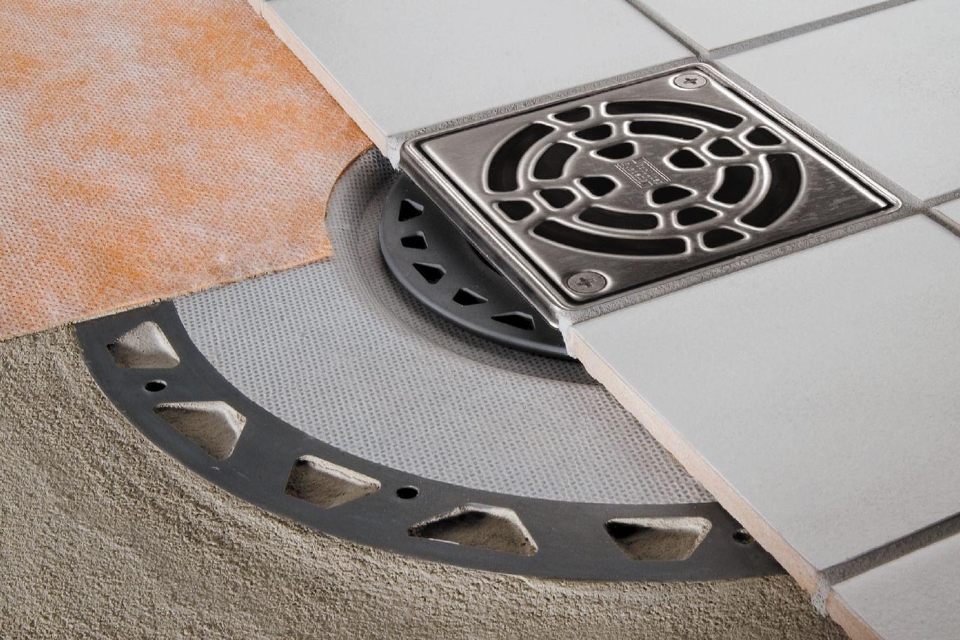 Schluter®-KERDI - Bonded waterproofing and vapor-retardant ...