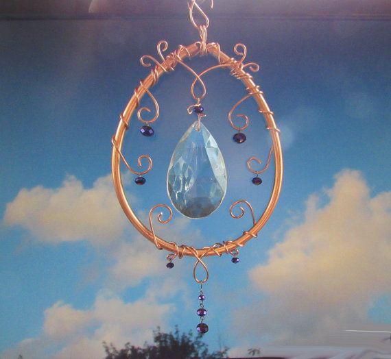New Age Home Decor: Copper Sculpture, Mobile, Home Decor, New Age Decor