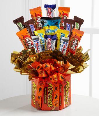 Vegan halloween gift baskets