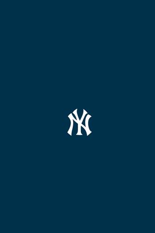 New York Yankees Logo 2 Android Wallpaper HD