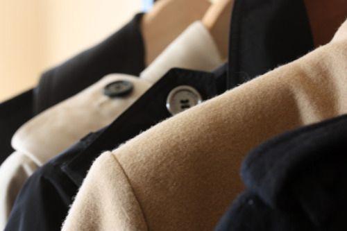 Wool coats :)