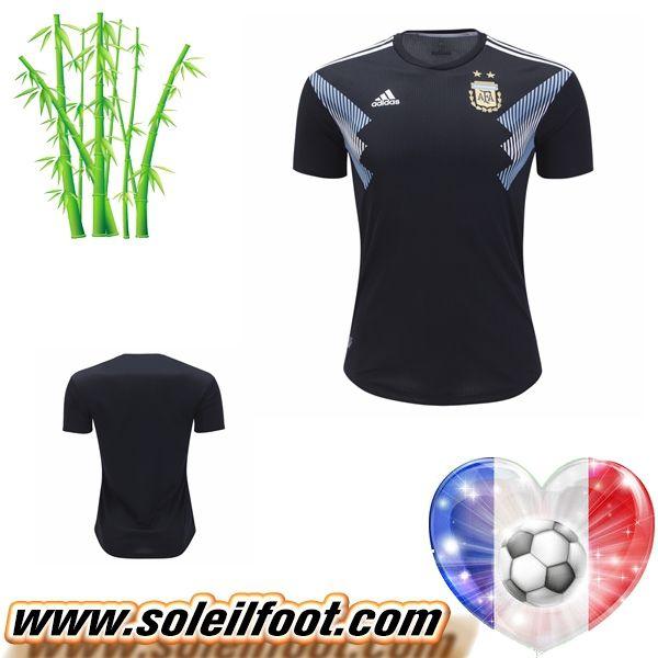Maillot equipe de Argentine noir