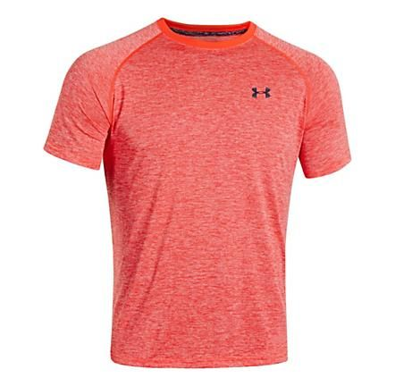 Mens Under Armour Tech EmboT Short Sleeve Technical Tops  f02afa593c