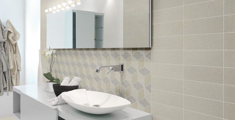 Florida And Vallelunga Tile In Lancaster PA Linen Fabric - Bathroom remodeling wexford pa