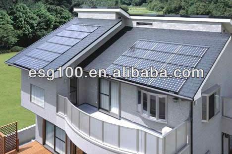1kw Solar System For Home Solar Water Pump System 50 100 Best Solar Panels Residential Solar Solar House