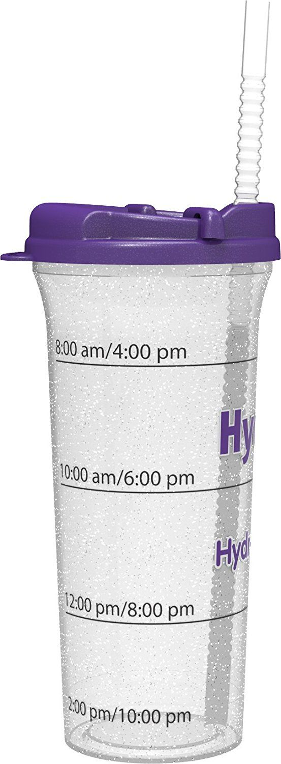 824d61d2b6 Hydr-8 Purple 32ounce Water Bottle with Swivel Lid >>> Continue to the  product at the image link.