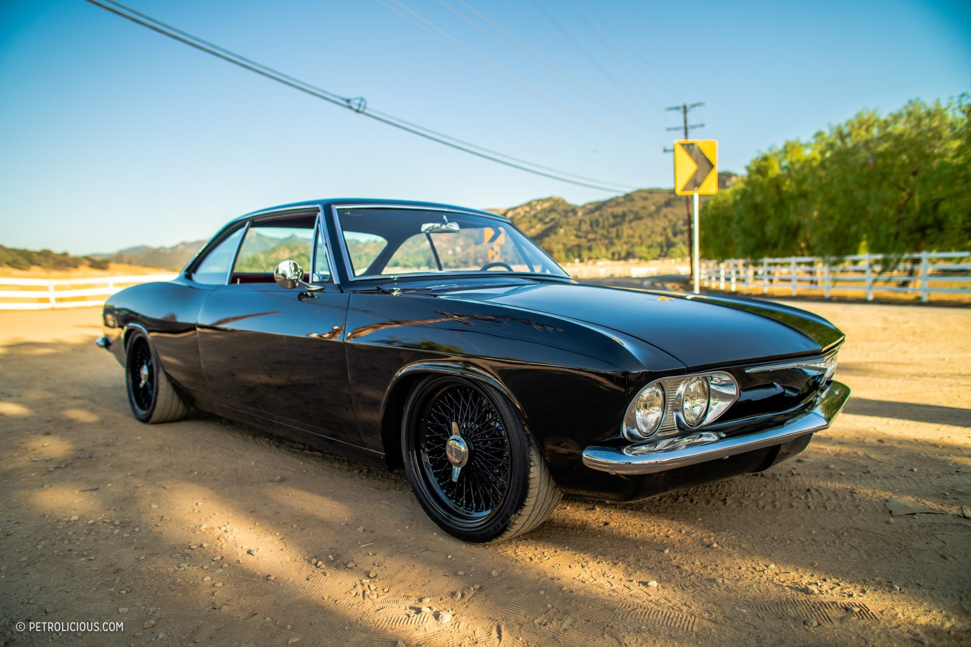 Go Behind The Scenes On Our Custom 1965 Chevrolet Corvair Monza