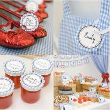 wizard of oz party favors - Google Search