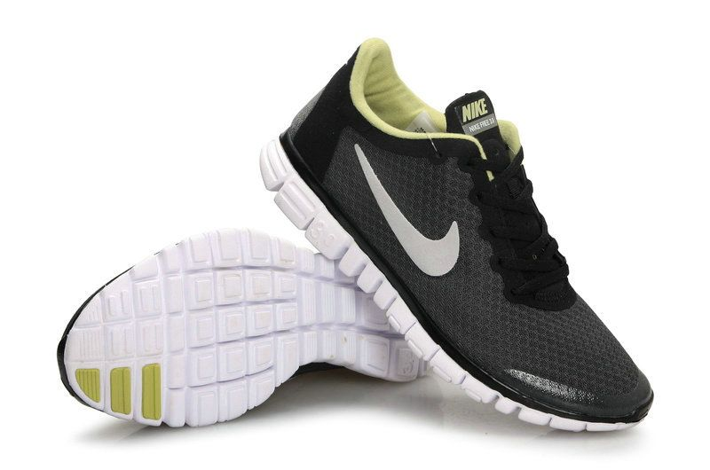 Popular Nike Free 3.0 V2 Mens Deep Grey Liquid Lime