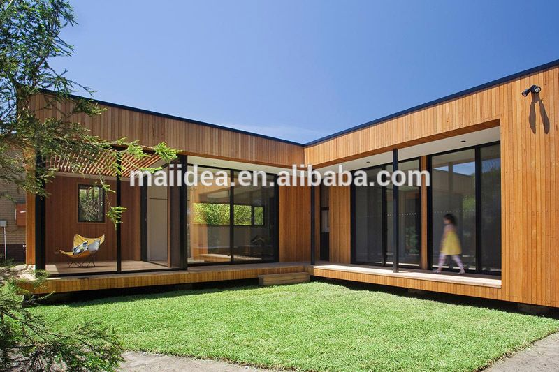 Prefab beach villa house villa design villa plans for Container home designs australia