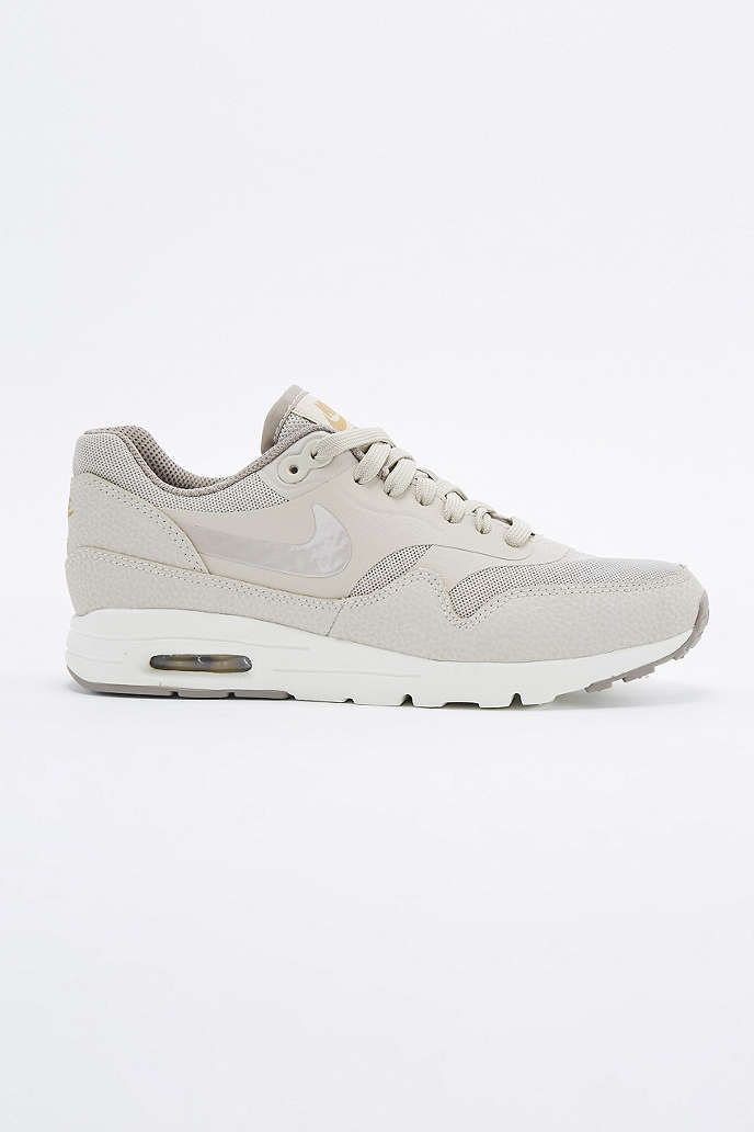 uk availability b6c97 d2ae6 Nike Air Max 1 Essential Beige Trainers | A15 Wants | Beige trainers ...