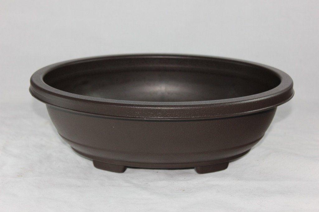 Plastic Bonsai Pot 14 Oval Pl14o 01 Bonsai Tree Bonsai Trees For Sale Japanese Bonsai Tree