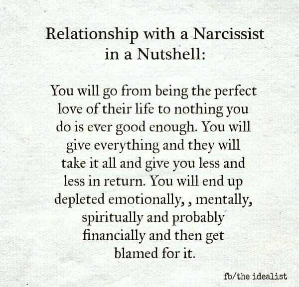 relationship with a narcissist | prayers | Narcissist quotes