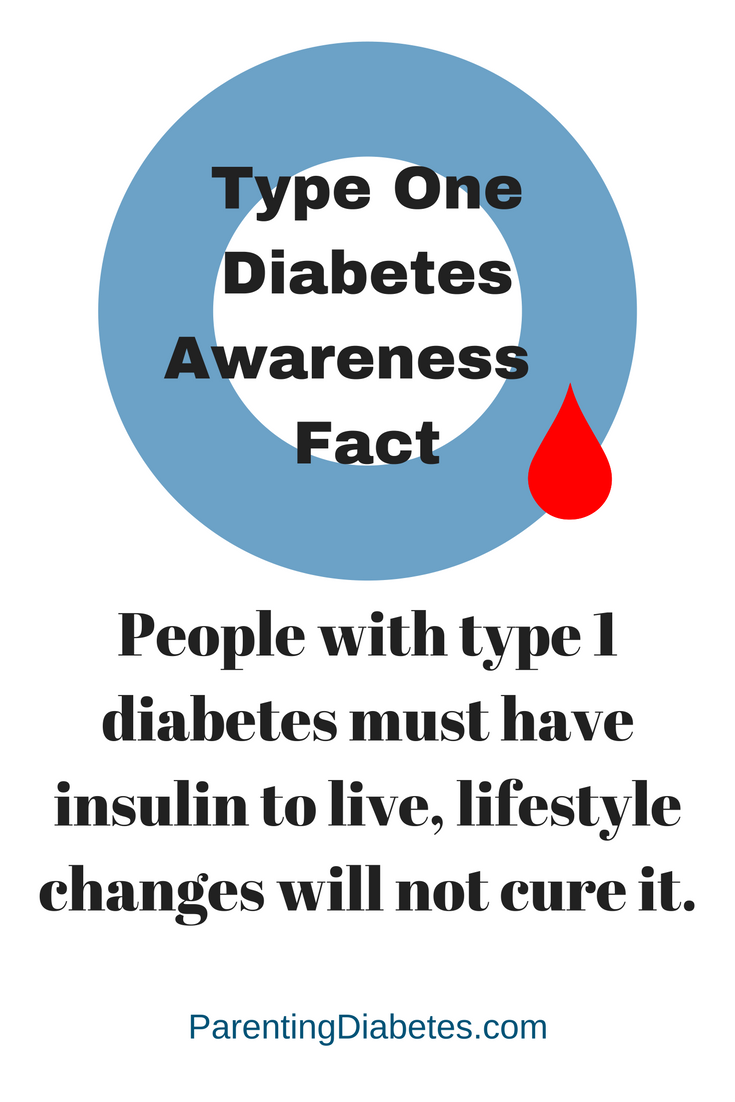Diabetes Quotes Diabetes Awareness Month Type 1 Diabetes Must Have Insulin