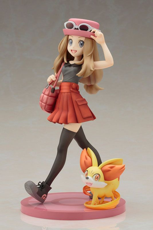Kotobukiya ARTFX J Pokemon Red with Pikachu Figure 1:8