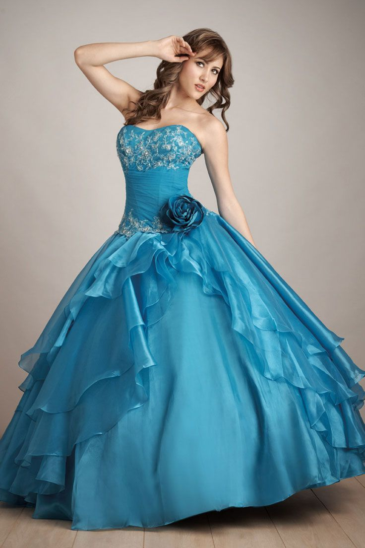 Quinceanera Dresses | costura aguilucho | Pinterest | Vestido de 15 ...