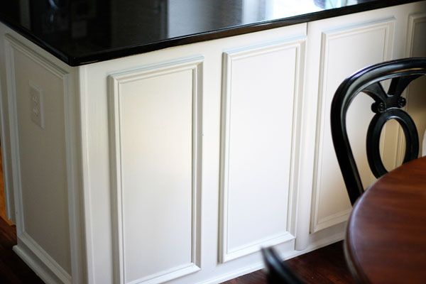 Make Stock Cabinets Look Custom By