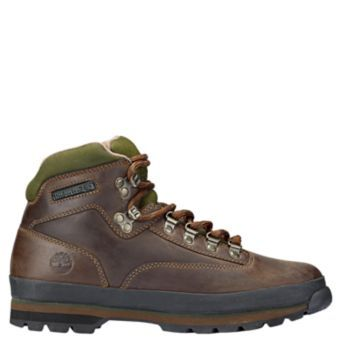 Men's Classic Leather Euro Hiker Boots | Timberland boots