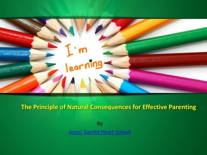 This Power Point Presentation Talks About The Principle Of Natural