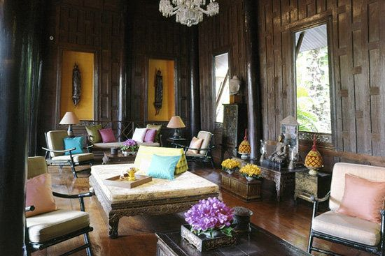Designer Vicente Wolf Inspires With Tips From a Beautiful Bangkok ...