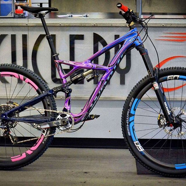 Tld Styled S Works Enduro With No Expense Spared Troyleedesigns