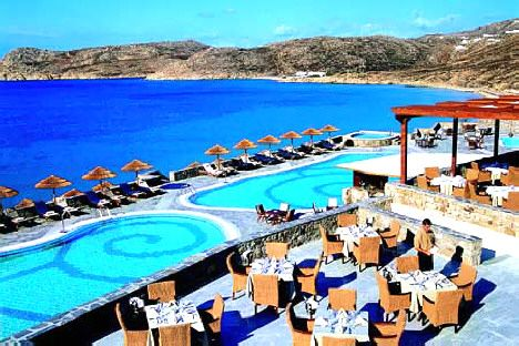 Myconian Imperial Hotel And Thalo Spa Mykonos Greece