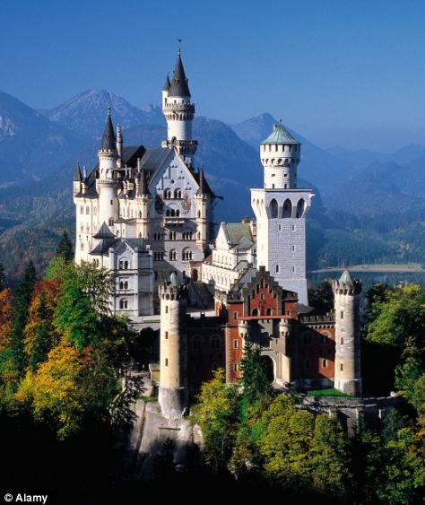 The Real Disney Castle Stunning French Chateau That