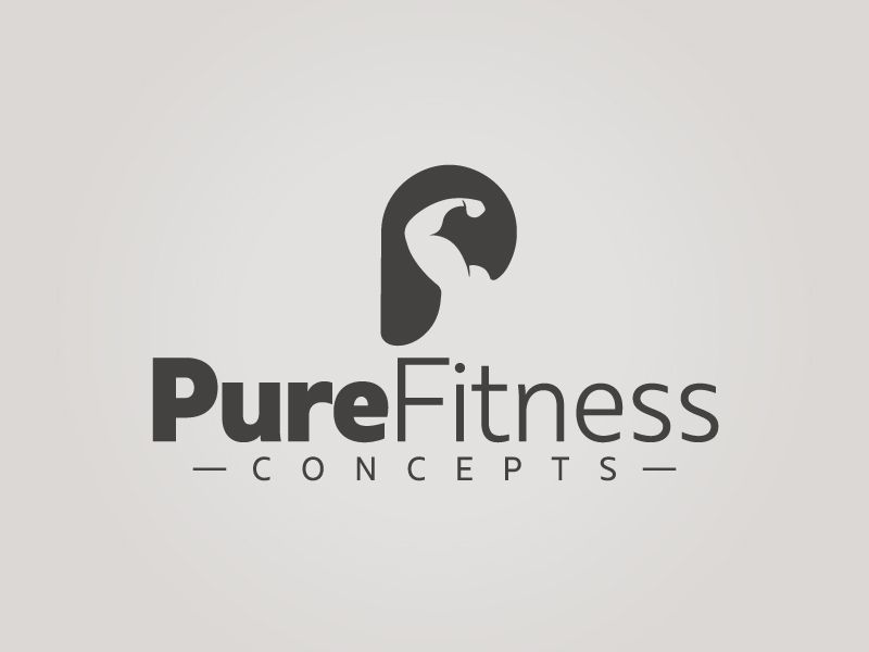 28 Muscle Fitness Logos Creativeoverflow Fitness Logo Fitness Logo Design Gym Logo