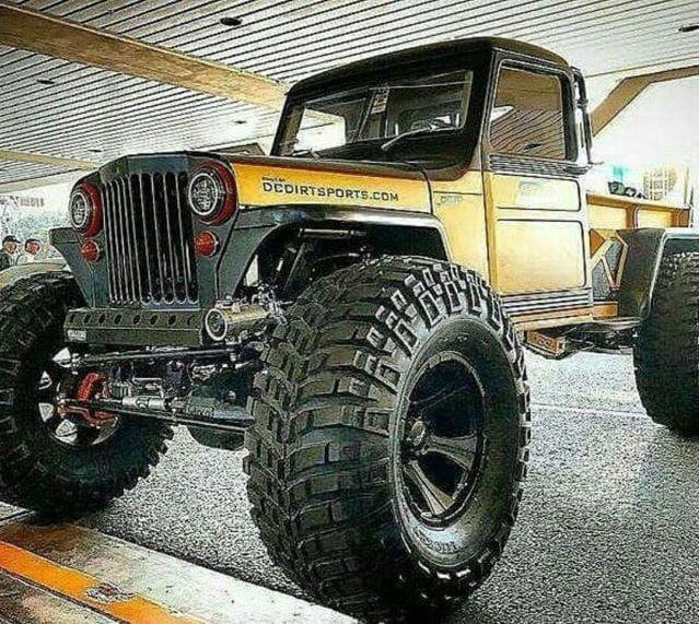 Jeep Truck, Jeep Suv, Custom Jeep