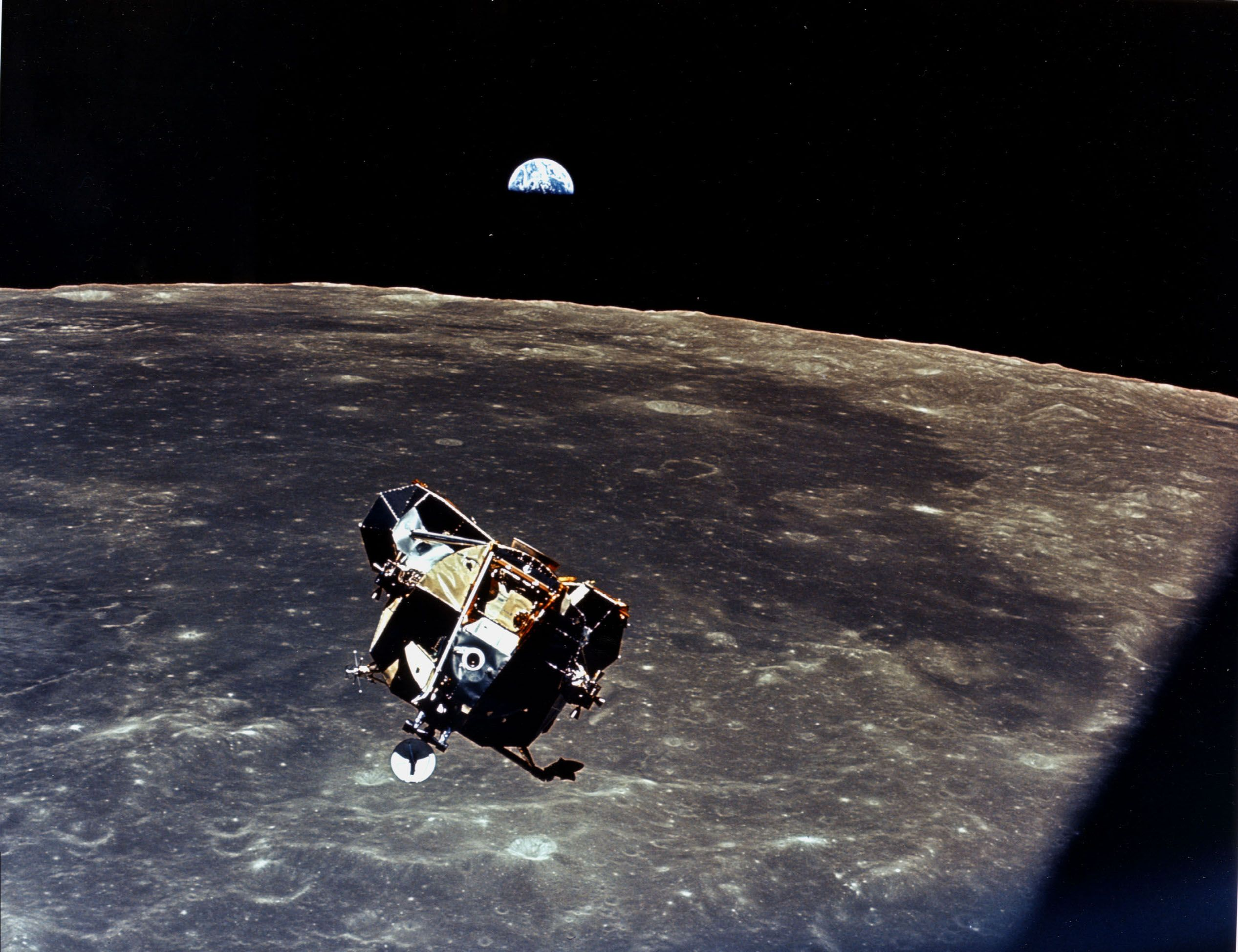 How Long To Get To The Moon Apollo 11