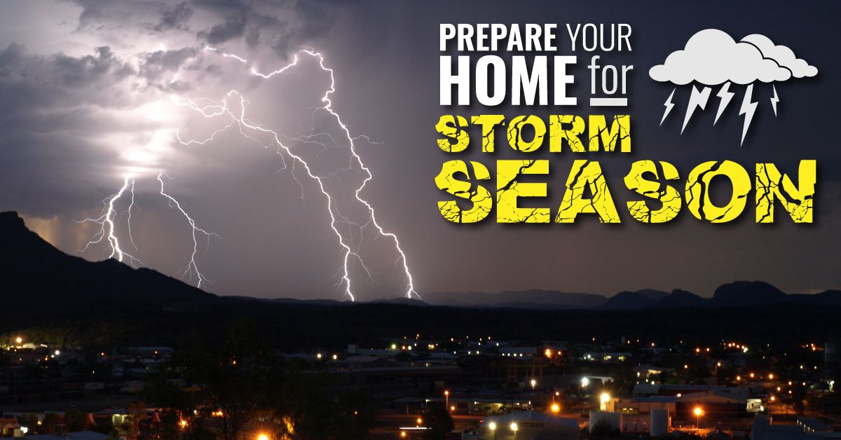 Preparing Your Home for Storm Season | Storms