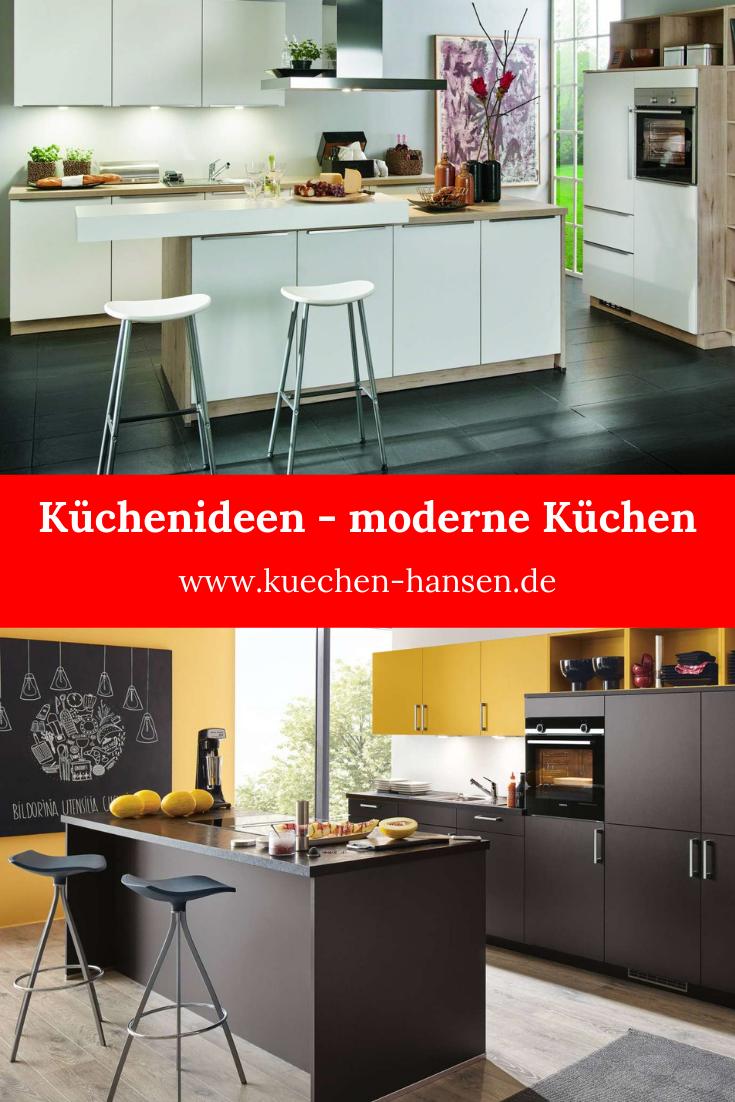 moderne Küchen von Küchen Hansen aus Bauformat und Burger