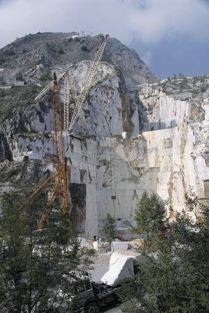 Carrara Marble Quarries Marble Hill Carrara Stone Quarry