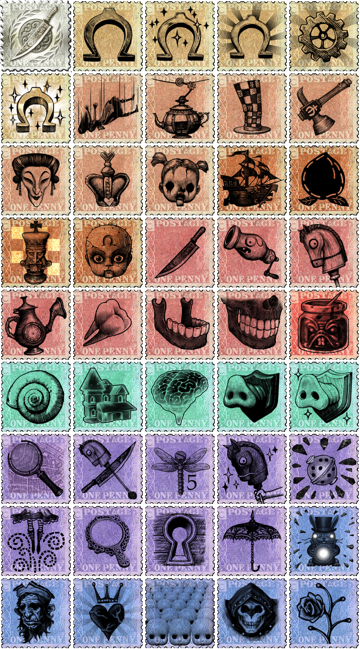 ALICE MADNESS RETURNS Trophies