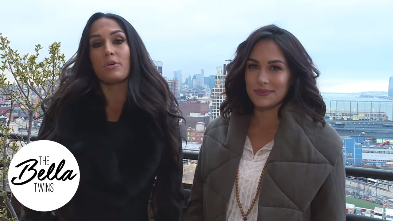 The Bella Twins Present Birdiebee Brie And Nikki S Newest