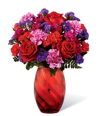 243 & The Sweetheart Bouquet | Valentine\u0027s Day Ideas | Valentines flowers ...