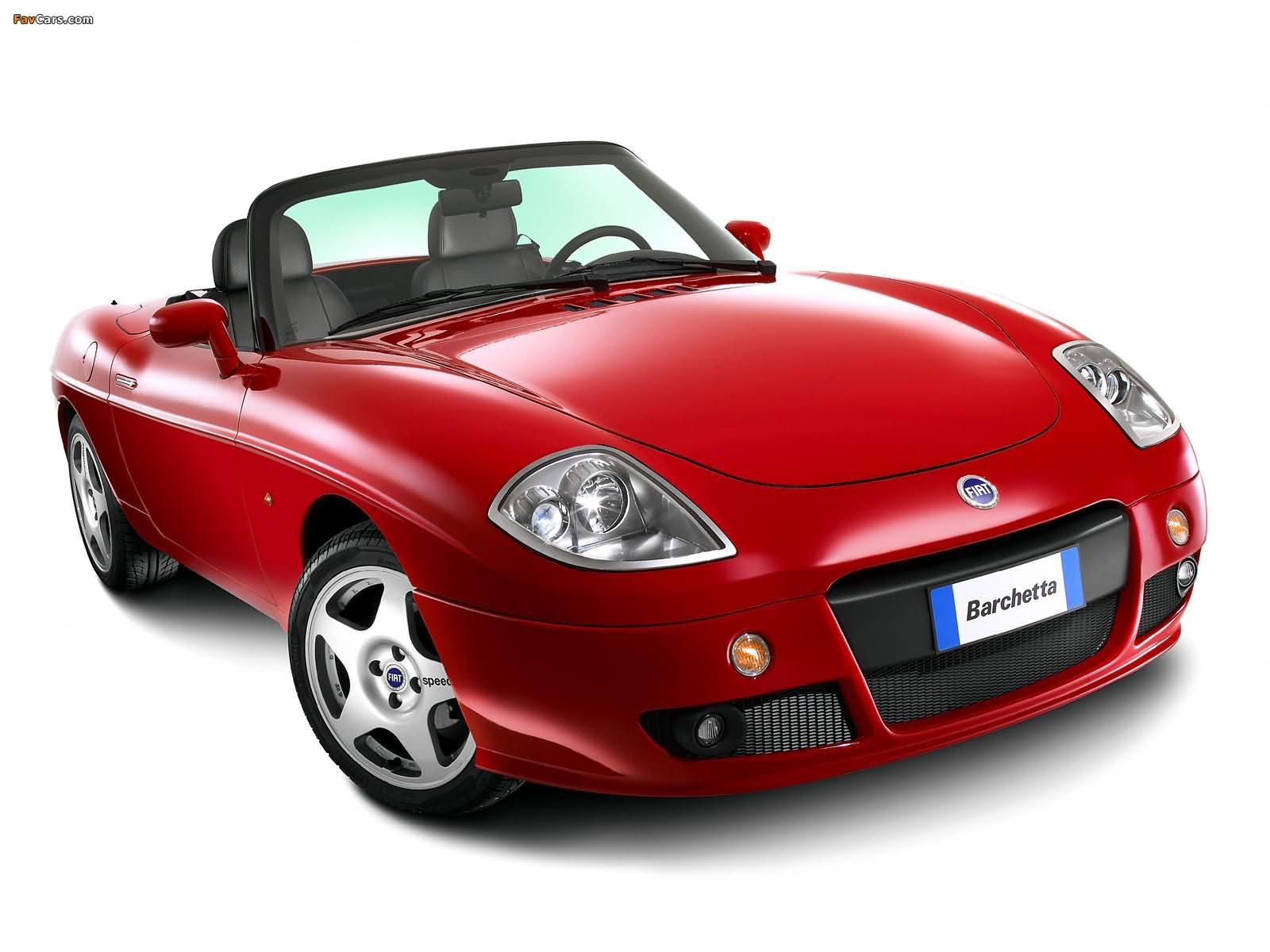Images Of Fiat Barchetta 2004 05 Voiture Voiture Neuve Ferrari