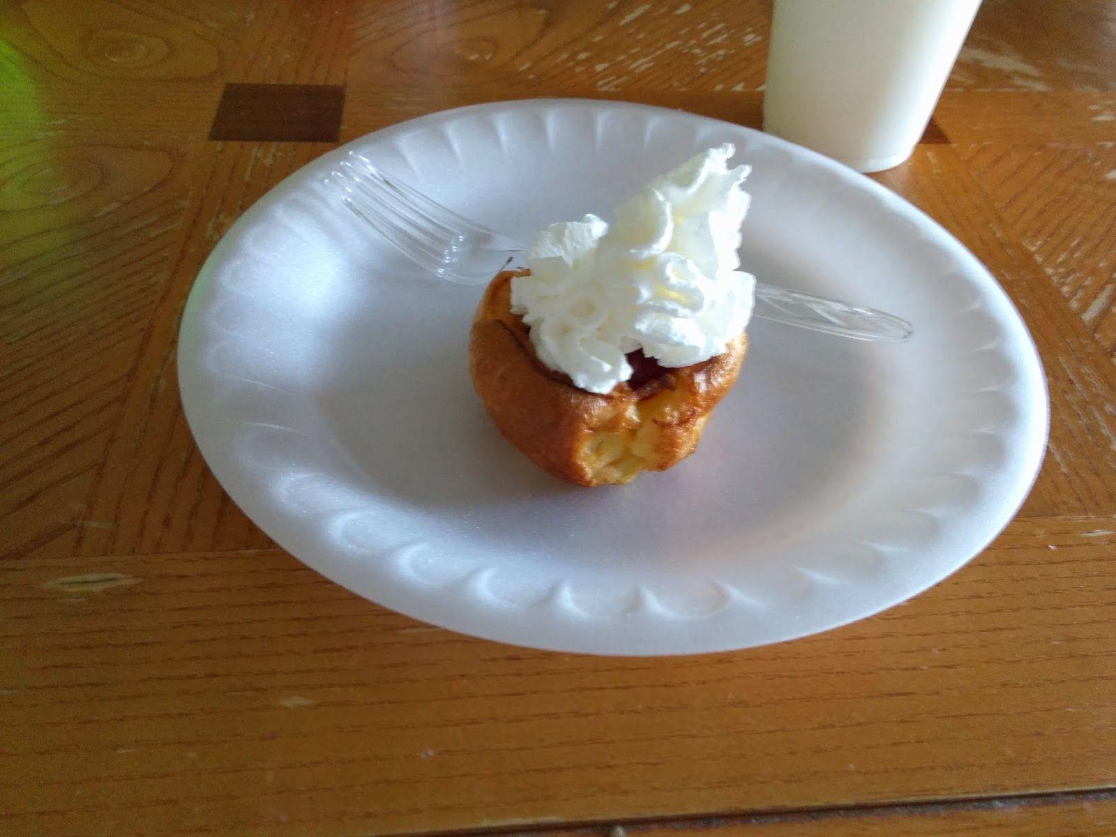 Always Try New Things: Mini German Pancakes