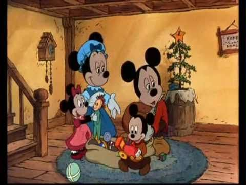Mickey S Christmas Carol Mickey Mouse English Fandub Kids Christmas Movies Mickeys Christmas Carol Kids Holiday Movies