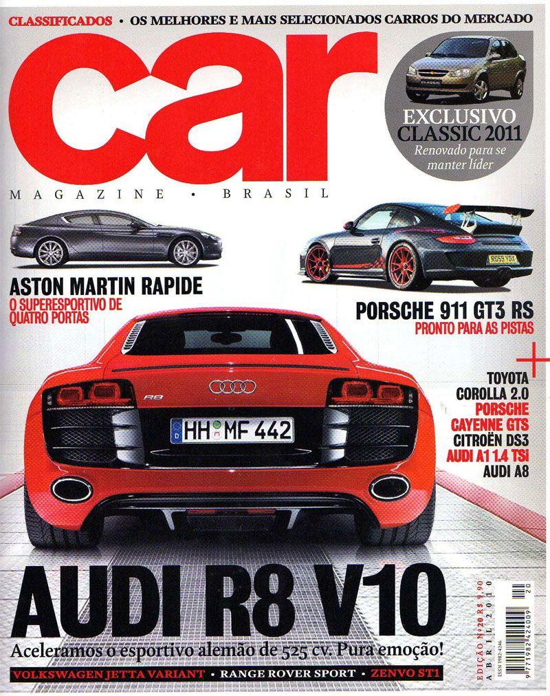 Car Magazine 1 Car Magazine Car Auto Motor Und Sport