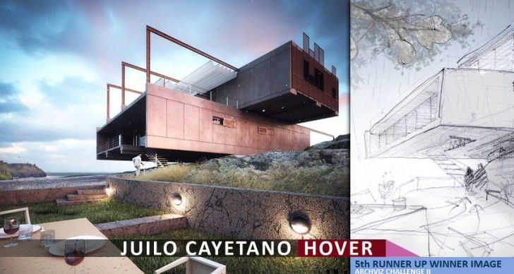 Making of hover before the storm by julio cayetano