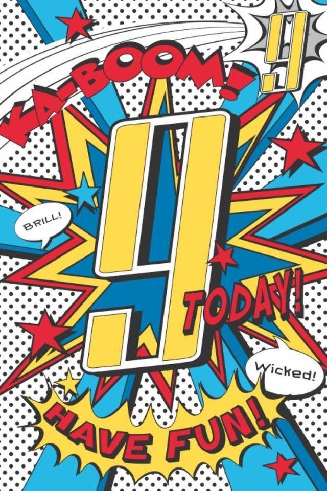 Super Power 9th Birthday FUN (met afbeeldingen) Kind
