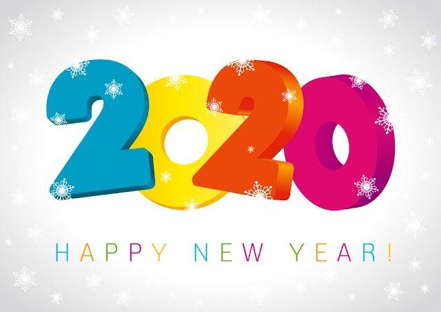 22+ Frohes neues jahr 2020 bilder Sammlung